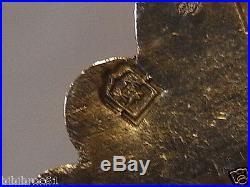 ANCIENNE CEINTURE BOUCLE ARGENT MASSIF RUSSE 84 NIELLE EMAIL BOUTON COUTEAU BELT