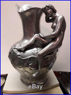Ancien Vase Art Nouveau