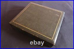 Anciens couverts Argent massif Art nouveau Monogrammés 24 pièces / Réf 230 B/ET