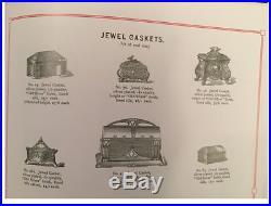 Boite A Bijoux Coffret Art Nouveau En Metal Argente Wmf Jugendstil Wmfb As