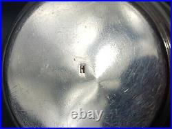 Grand Samovar métal argenté fin XIXe s. Belle argenture, bel état