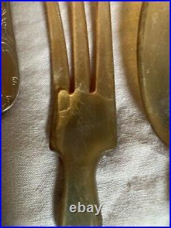 Menagere cristofle Métal Argenté Modèle marly