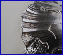 PASSE THE EN ARGENT MASSIF ART NOUVEAU FLEURS Sterling Silver Tea Strainer