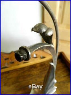 Pied De Lampe Art Nouveau Ashbee Knox Olbrich Wmf (341)