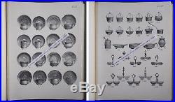 Rare Catalogue ORFEVRERIE ARGENT BOULENGER Objets Argenterie Cristal ART NOUVEAU