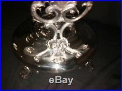 SAMOVAR CHRISTOFLE superbe fontaine à thé théière en métal argenté art-nouveau