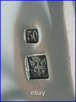 Samovar ancien en métal argenté orfèvre ET Old silver plated samovar