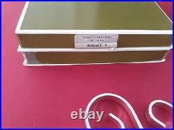 Service Table Christofle France 1 Dessou Plat 2 Dessous Carafe Metal Argente