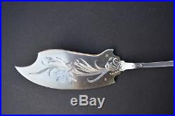 Service a glace en argent art nouveau lappara (modern styl french silver)