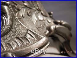 Superbe jardiniére Art Nouveau Gallia Christofle métal argenté