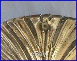 Vase Art Nouveau Argent Massif Poinçon Minerve